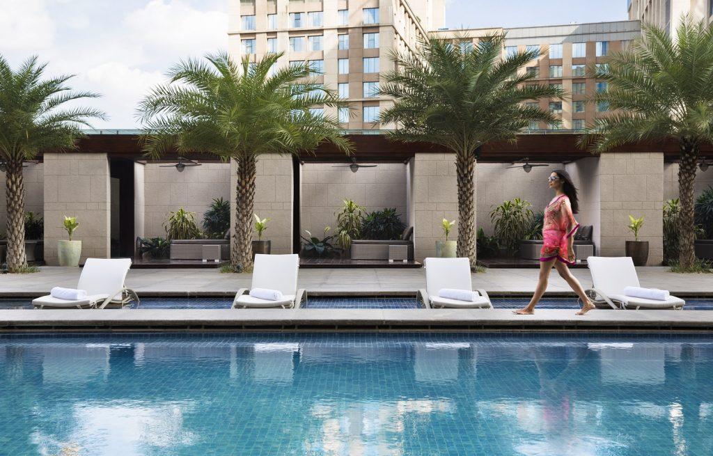 Swimming Pool, JW Marriott Bengaluru (1)