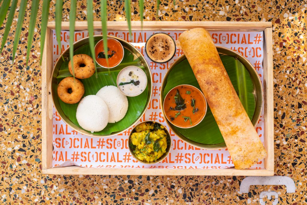 Thalaiva Breakfast Tray
