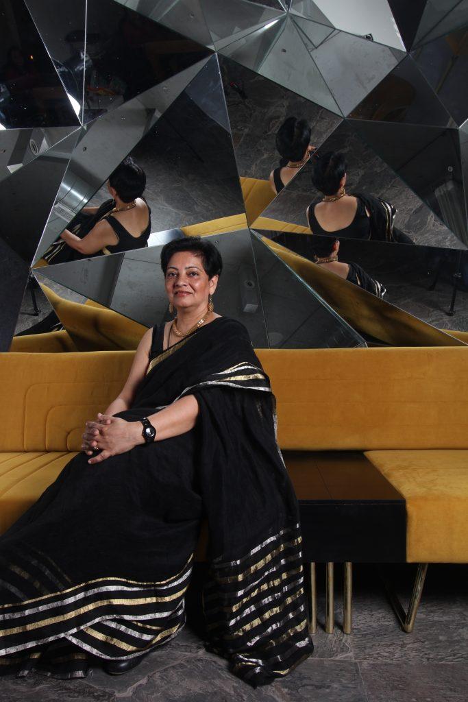 Interior Designer Punam Kalra, Creative Director of I'm the Centre forApplied Arts