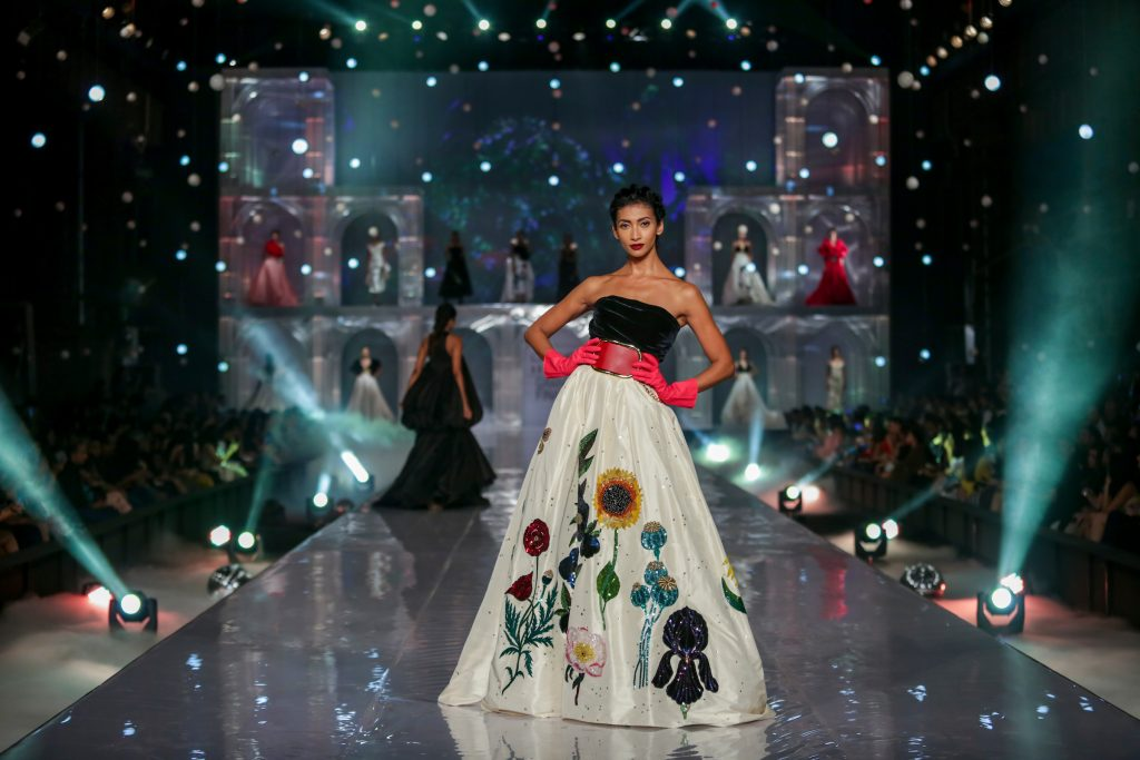 Lakme Absolute Grand Finale by Gauri and Nainika