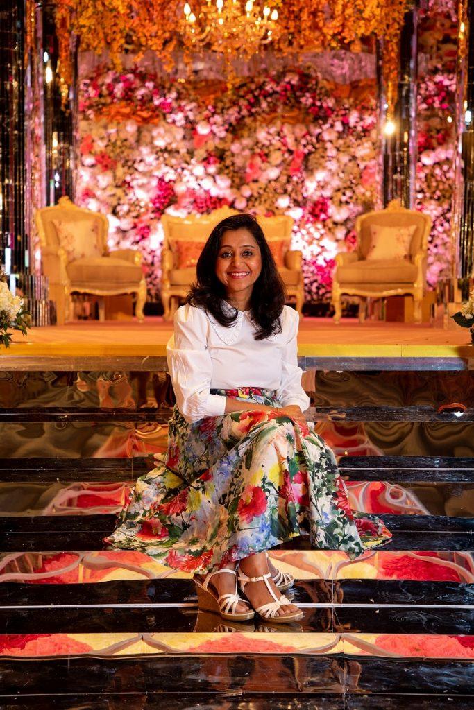 Luxury wedding planner Prerana Agarwal Saxena