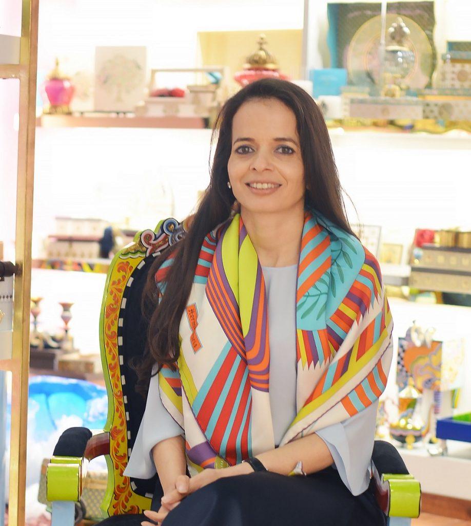 Ms. _Ruchita Bansal, Creative Director and Founder, Izhaar