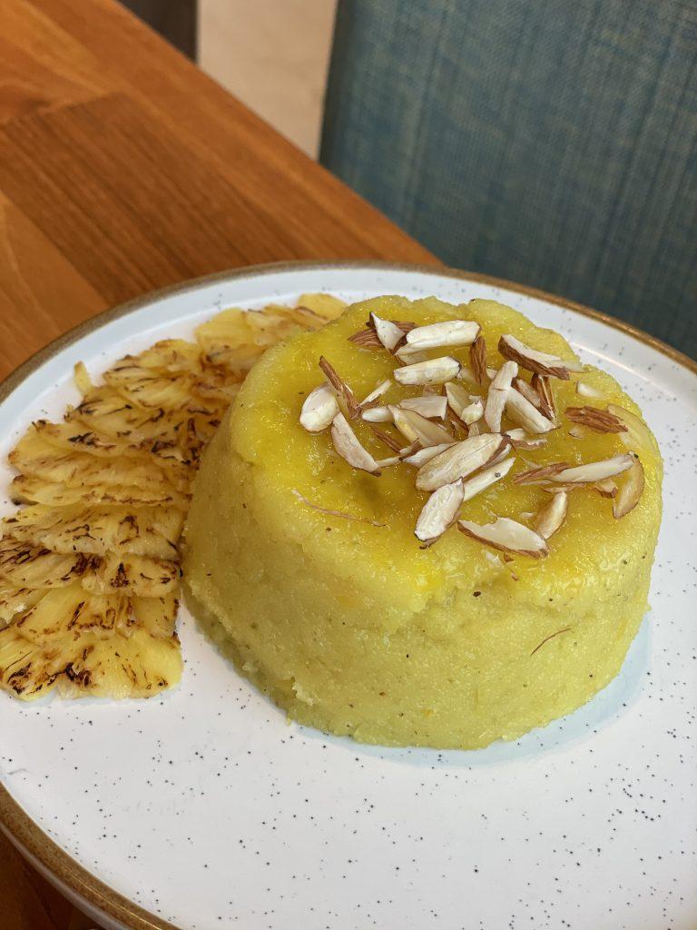 Pineapple Rawa