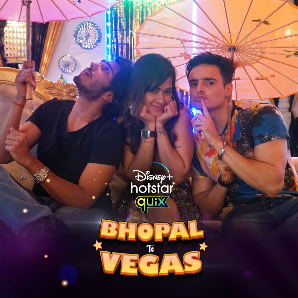 Bhopal to Vegas_Poster