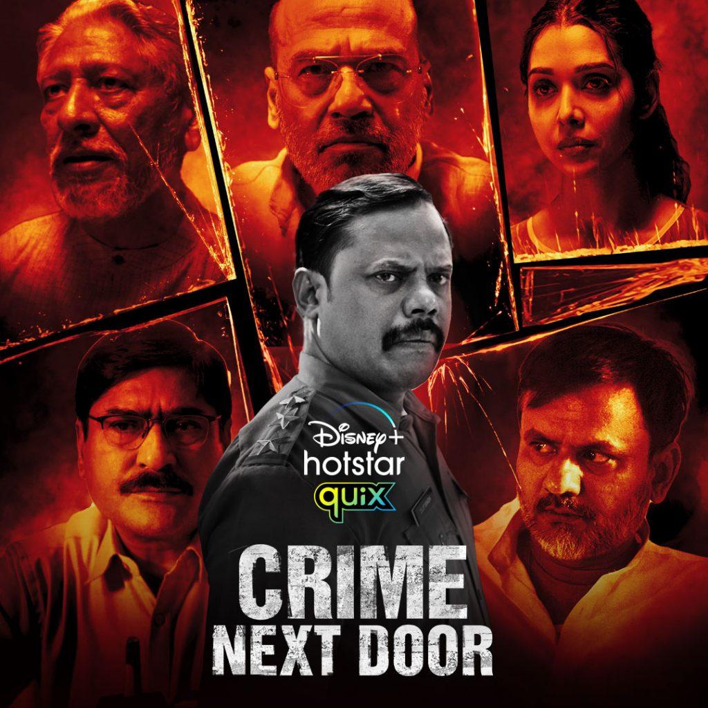 Crime Next Door_Poster