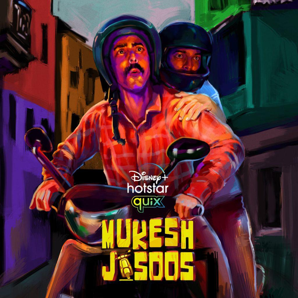 Mukesh Jasoos_Poster