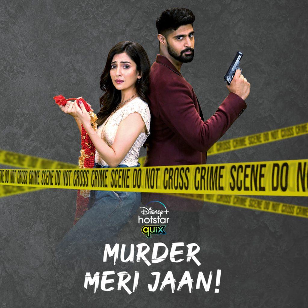 Murder Meri Jaan_Poster
