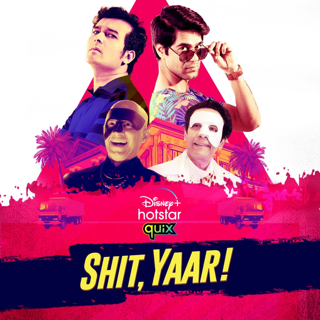 Shit, Yaar_Poster